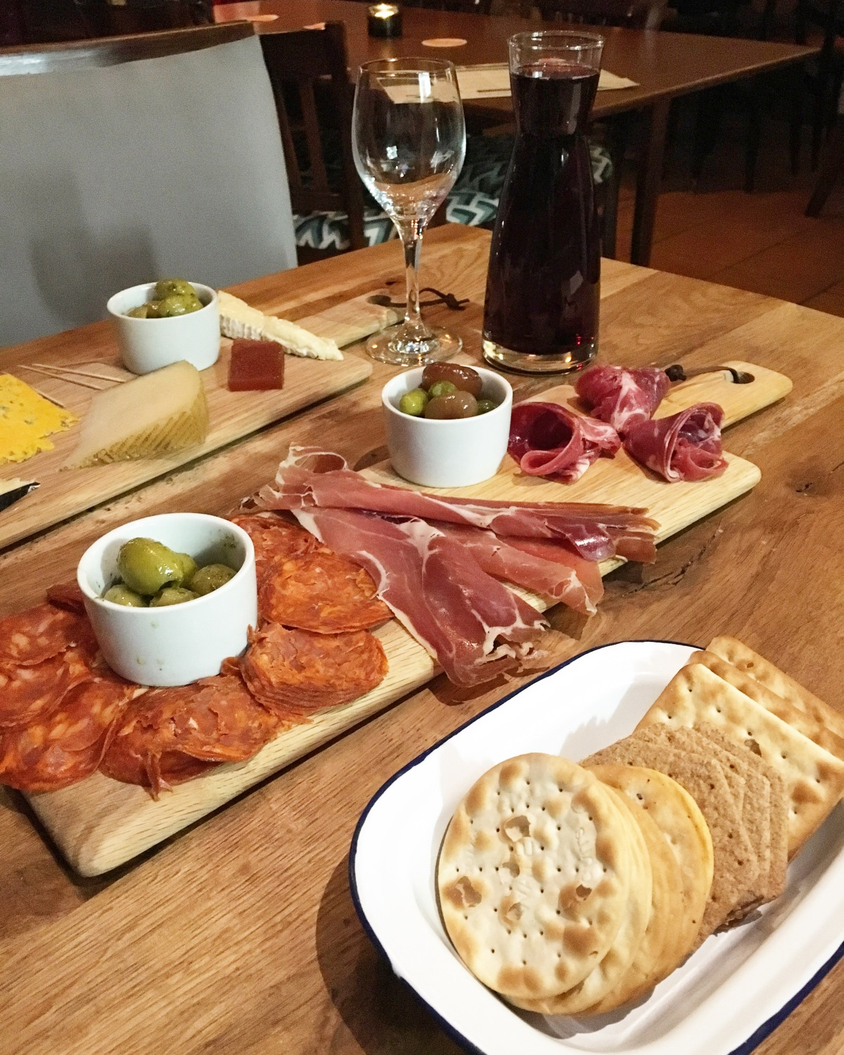 Cheese & Charcuterie Boards at 1000 Trades