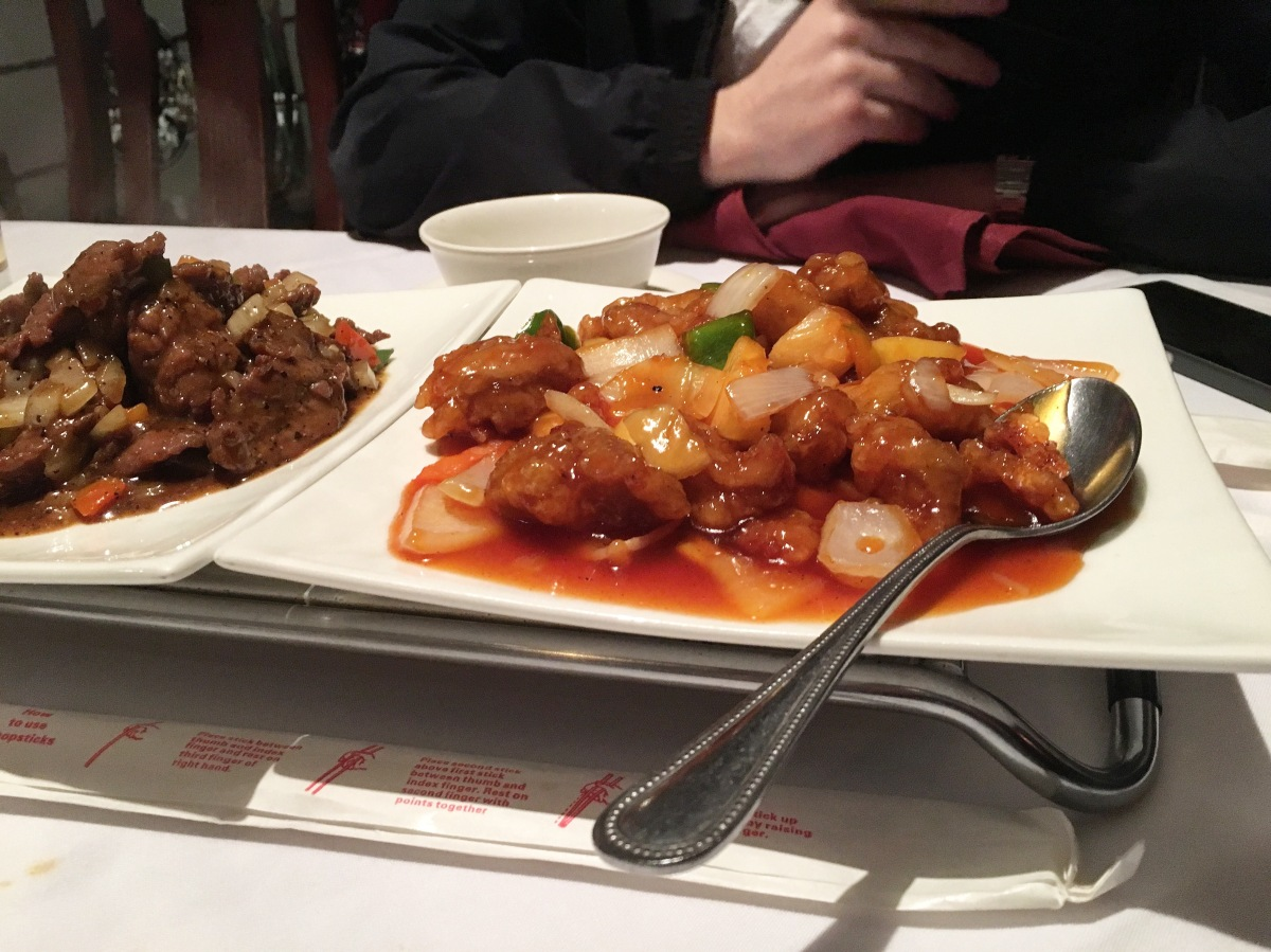 Groupon lunch at Henry's Cantonese