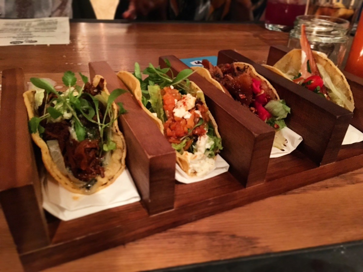 Tacos & Tequila at The Plough, Harborne